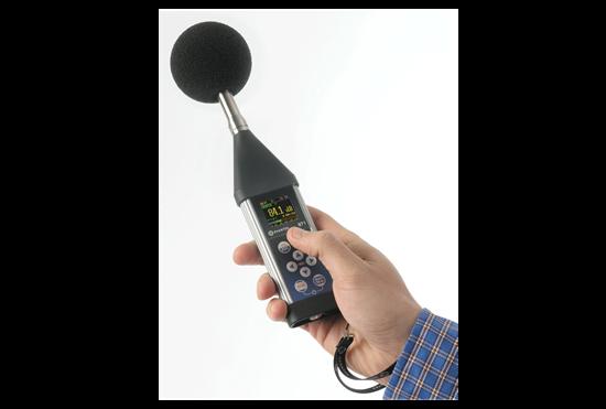 Svantek SVAN 971 Handheld Sound Level Meter