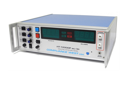 Compilance West 10KV AC DC Hipot Tester