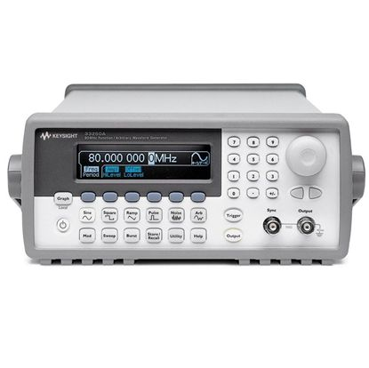 Agilent 33250A 80 MHz Single Channel Arb. Waveform Generator