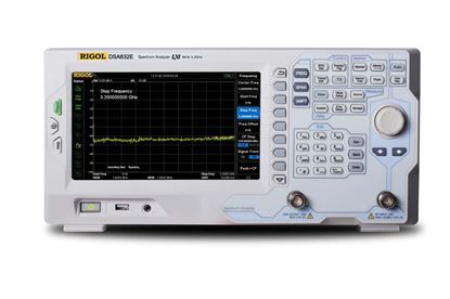 Rigol DSA832E-TG Spectrum Analyser with Tracking Generator