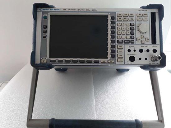 R&S FSP Spectrum Analyzer