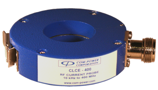 Com Power EMC   Current Probe for Emissions Pre Compliance Testing